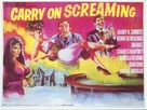 Carry on Screaming! - British Movie Poster (xs thumbnail)