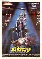 Abby - Italian Movie Poster (xs thumbnail)