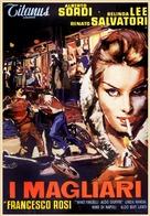 I magliari - Italian Movie Poster (xs thumbnail)
