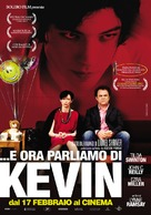 We Need to Talk About Kevin - Italian Movie Poster (xs thumbnail)