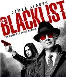 """The Blacklist"" - Blu-Ray movie cover (xs thumbnail)"