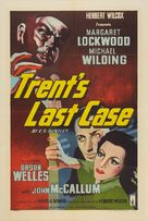Trent's Last Case - British Movie Poster (xs thumbnail)