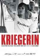 Kriegerin - German Movie Poster (xs thumbnail)