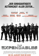 The Expendables - German Movie Poster (xs thumbnail)