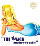 The Knack ...and How to Get It - Blu-Ray movie cover (xs thumbnail)