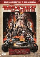 The Baytown Outlaws - Canadian DVD cover (xs thumbnail)