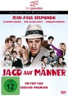 La chasse à l'homme - German Movie Cover (xs thumbnail)