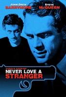 Never Love a Stranger - DVD movie cover (xs thumbnail)
