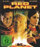 Red Planet - German Blu-Ray cover (xs thumbnail)