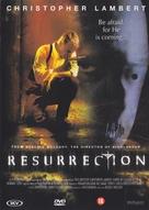 Resurrection - Dutch DVD movie cover (xs thumbnail)
