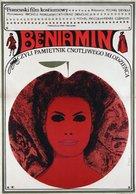 Benjamin ou Les mémoires d'un puceau - Polish Movie Poster (xs thumbnail)