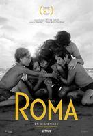 Roma - Spanish Movie Poster (xs thumbnail)