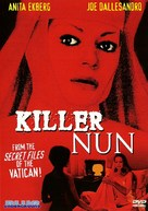 Suor Omicidi - DVD movie cover (xs thumbnail)