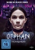 Orphan - German Movie Cover (xs thumbnail)