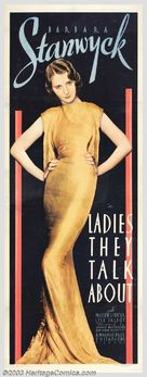 Ladies They Talk About - Theatrical poster (xs thumbnail)