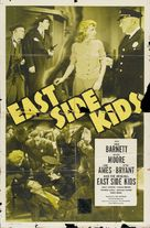 East Side Kids - Movie Poster (xs thumbnail)