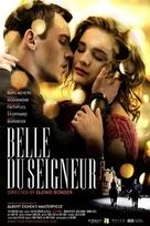 Belle du Seigneur - French Movie Poster (xs thumbnail)
