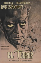 The Terror - Argentinian Movie Poster (xs thumbnail)