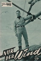 Nur der Wind - Austrian poster (xs thumbnail)