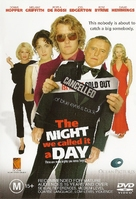 The Night We Called It a Day - Australian DVD movie cover (xs thumbnail)