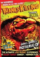 ThanksKilling - DVD cover (xs thumbnail)