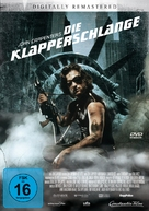Escape From New York - German DVD cover (xs thumbnail)