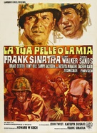 None But the Brave - Italian Movie Poster (xs thumbnail)