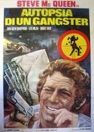 Never Love a Stranger - Italian Movie Poster (xs thumbnail)