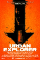 Urban Explorer - Movie Poster (xs thumbnail)