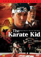 The Karate Kid - Danish Movie Cover (xs thumbnail)