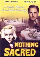 Nothing Sacred - Movie Cover (xs thumbnail)