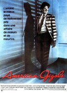 American Gigolo - French Movie Poster (xs thumbnail)