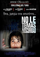 Don't Be Afraid of the Dark - Uruguayan Movie Poster (xs thumbnail)
