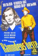 Ramrod - Danish Movie Poster (xs thumbnail)