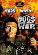 The Dogs of War - DVD movie cover (xs thumbnail)