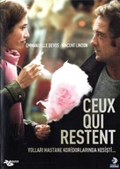 Ceux qui restent - Turkish Movie Cover (xs thumbnail)