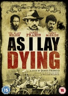 As I Lay Dying - British DVD movie cover (xs thumbnail)