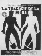 Kameradschaft - Belgian Movie Poster (xs thumbnail)
