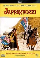 Jabberwocky - Finnish DVD cover (xs thumbnail)
