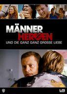Männerherzen... und die ganz ganz große Liebe - German poster (xs thumbnail)