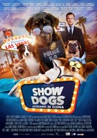 Show Dogs - Spanish Movie Poster (xs thumbnail)