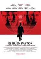 The Good Shepherd - Mexican Movie Poster (xs thumbnail)