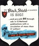 The Black Shield of Falworth - poster (xs thumbnail)