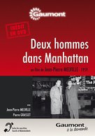 Deux hommes dans Manhattan - French DVD cover (xs thumbnail)