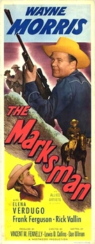The Marksman - Movie Poster (xs thumbnail)
