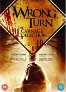 Wrong Turn 4 - British Movie Cover (xs thumbnail)