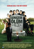 Death at a Funeral - Turkish Movie Poster (xs thumbnail)
