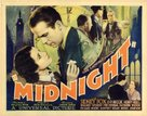 Midnight - Movie Poster (xs thumbnail)