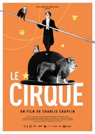 The Circus - French Re-release movie poster (xs thumbnail)