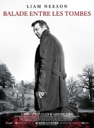 A Walk Among the Tombstones - French Movie Poster (xs thumbnail)